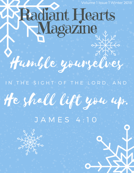 Humble Yourselves Magazine cover1